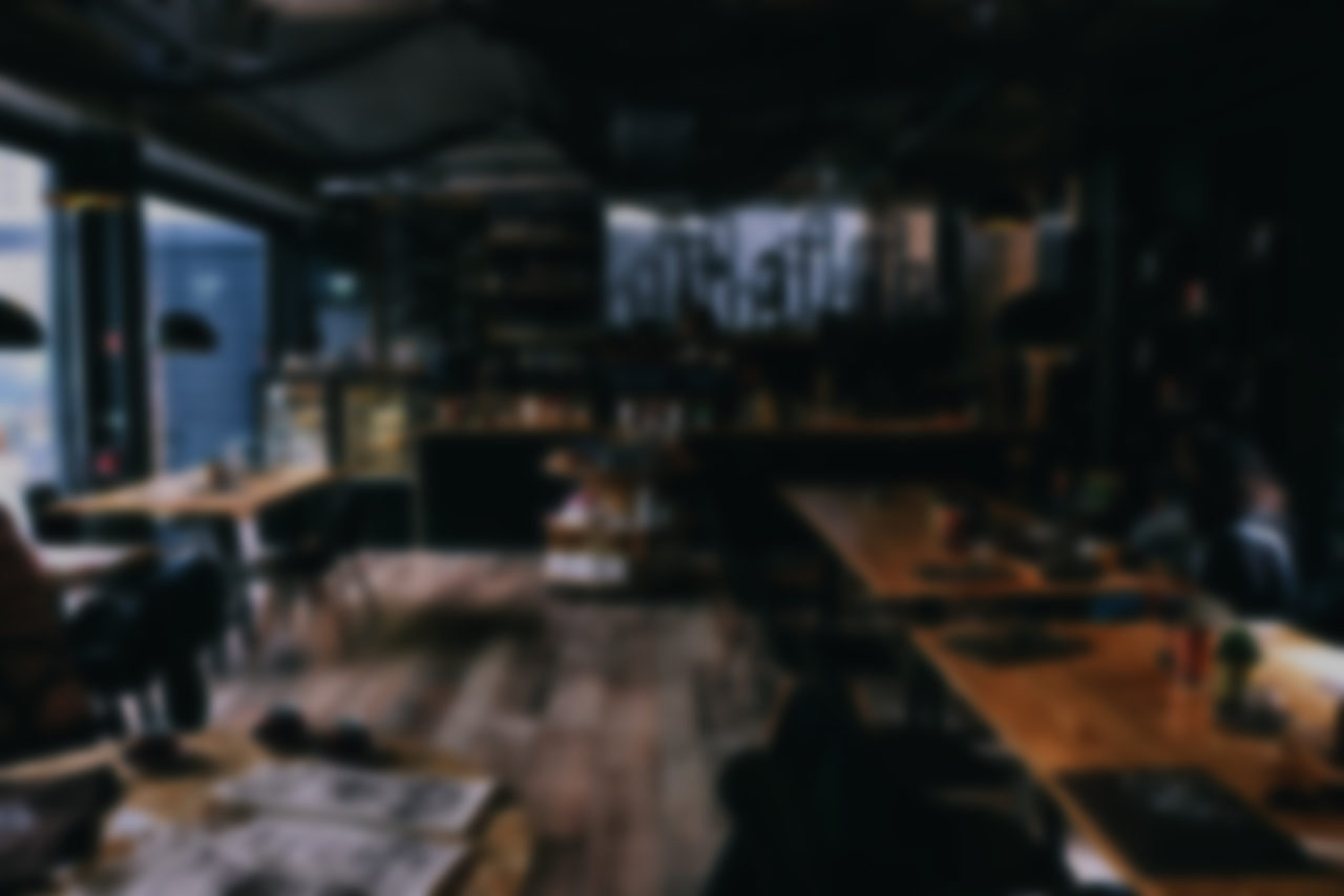 >都内の隠れ家的CAFE